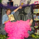 Fun at Book Prom